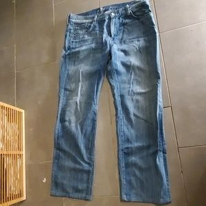 7 for All Mindkind Jean's size 36